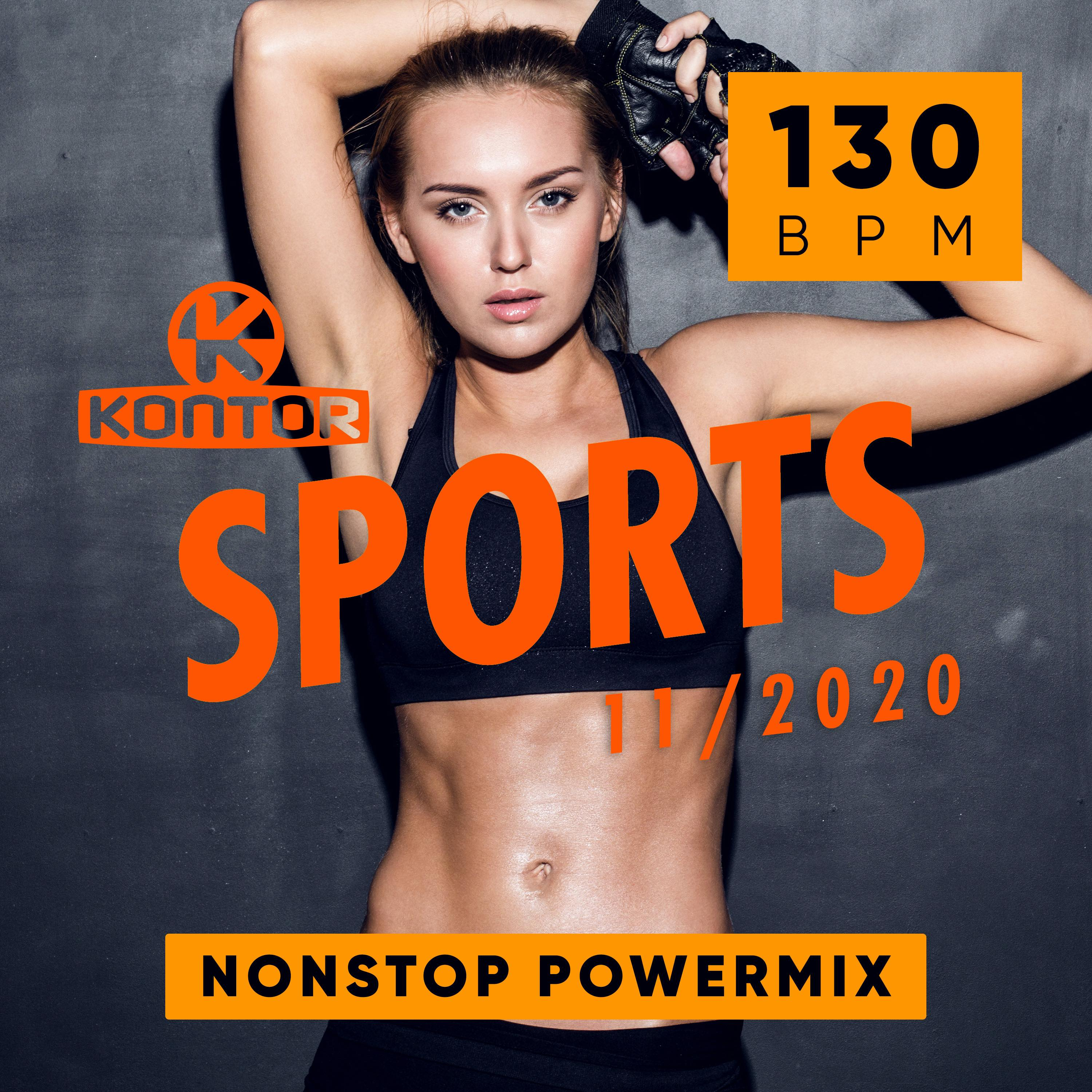 Cover Kontor Sports   Nonstop Powermix 2020.11